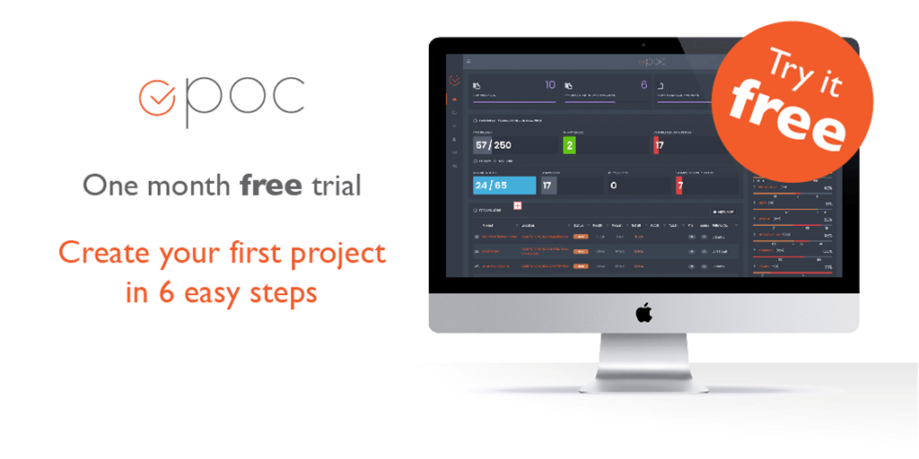 One month's FREE trial for every new user